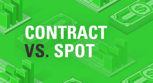 Contract vs. Spot Rates: What's the Difference in Truckload Freight Shipping?