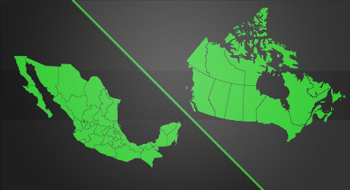 Canada vs. Mexico Cross-Border: 5 Differences Shippers Need to Know
