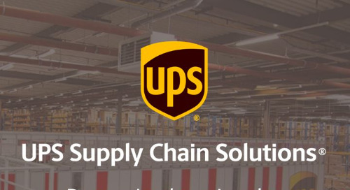 UPS Supply Chain Solutions Named a Leader in 2021 Gartner Magic Quadrant for Third-Party Logistics, North America