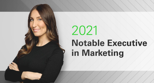 Coyote CMO Recognized as Top Marketing Executive