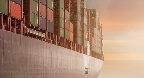 The Top 5 Global Container Shipping Companies and their 2020 Sulphur Cap initiatives