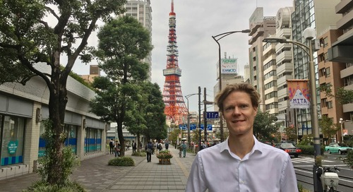Japan: Climeon at the center of a major energy transformation