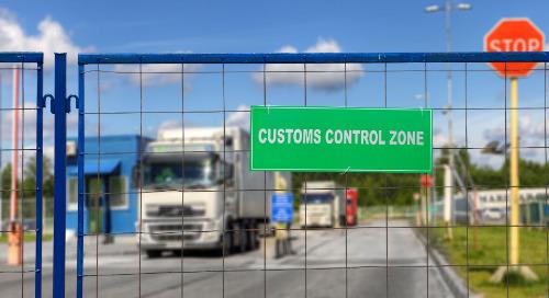 Customs Brokerage Strategy