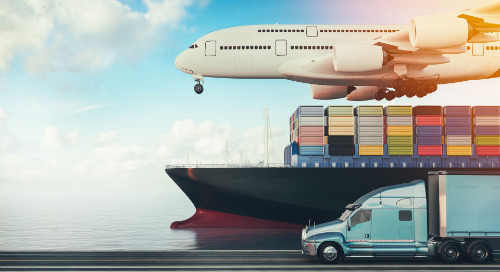 Consolidating Fleet and Freight Vendors