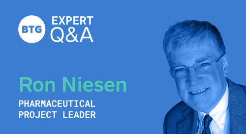Accelerating Pharma Product Launch: A Q&A With Ron Niesen