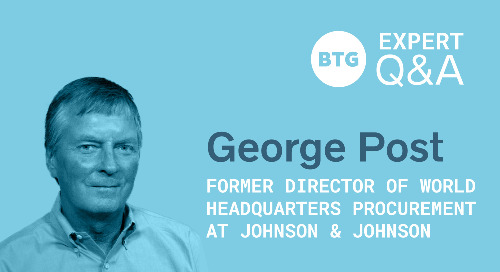 Procurement and the Gig Economy: An Interview with George Post