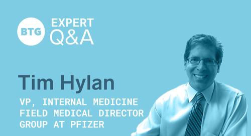 Why I Work With Freelance Pharma Consultants: Pfizer's Tim Hylan