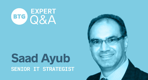 How to Accelerate Your Next Digital Transformation: A Q&A With Saad Ayub