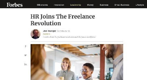 HR Joins The Freelance Revolution