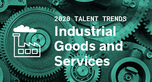 Trends by Industry: Industrial Goods and Services