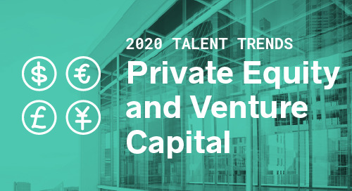 Trends by Industry: Private Equity and Venture Capital
