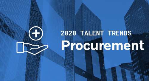 Trends by Function: Procurement
