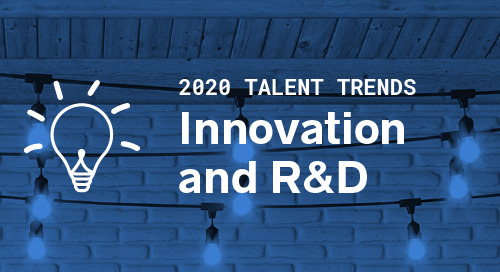 Trends by Function: Innovation and R&D