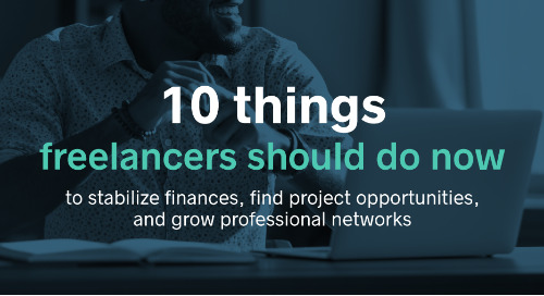10 Things Freelancers Should Do Now