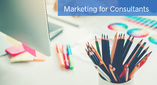 Marketing Tactics for Independent Consultants: Building Your Brand