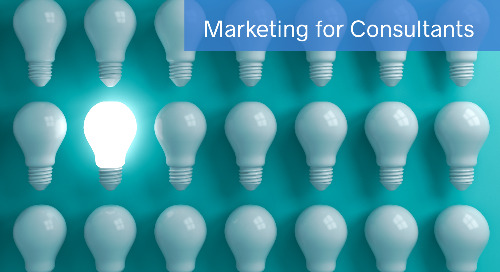 Marketing Tactics for Independent Consultants: Becoming a Thought Leader