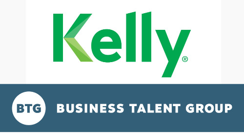 Kelly Services Invests in Business Talent Group