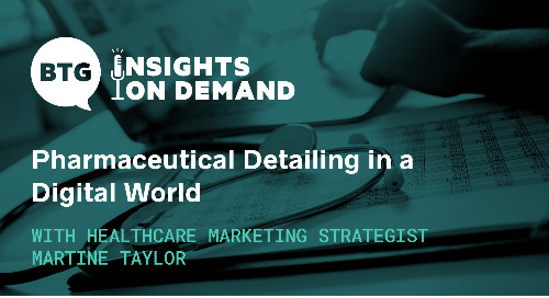 Navigating a New Reality: Pharmaceutical Detailing in a Digital World