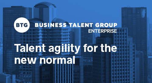 BTG Enterprise: Talent Agility for the New Normal