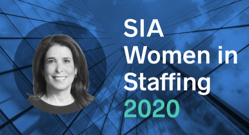 SIA 2020 Global Power 150 – Women in Staffing
