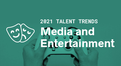 Trends by Industry: Media and Entertainment