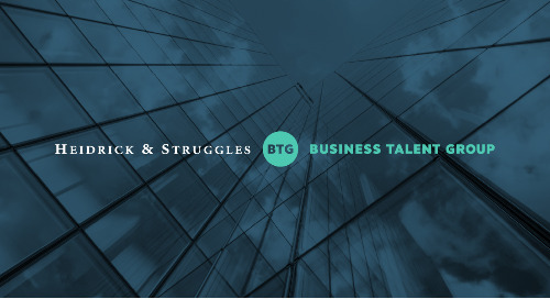 Heidrick & Struggles Accelerates the Future of Work by Acquiring Business Talent Group
