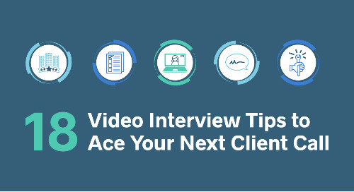 18 Video Interview Tips to Ace Your Next Client Call