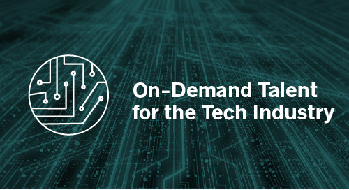 On-Demand Talent for the Technology Industry