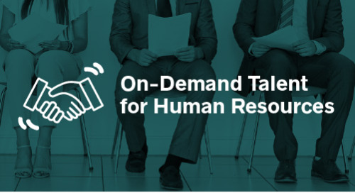 On-Demand Talent for Human Resources