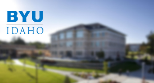 Brigham Young University - Idaho Can Now Track Cost Better