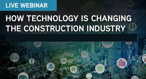 How Technology is Changing the Construction Industry