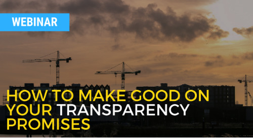 Make Good on Your Transparency Promises with MetCouncil