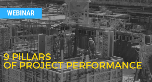 9 Pillars of Project Performance
