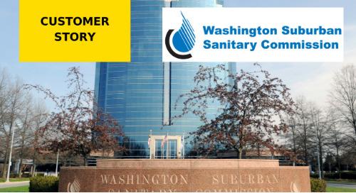 Washington Suburban Sanitary Commission (WSSC) Saved $330K/year