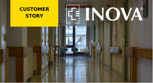 Inova Health System Eliminating Manual Process through Automated Workflows