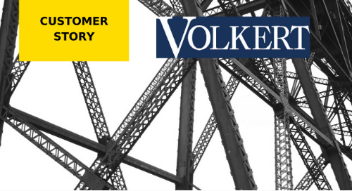 Volkert Engineered for Efficiency & Efficacy