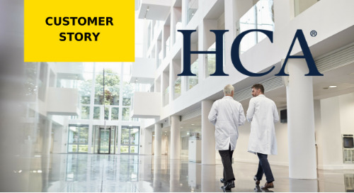 HCA Healthcare Centralized Capital Project Management Leads to Impressive Savings