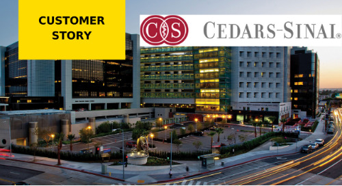 Cedars-Sinai Medical Center Integrated Facility Management for Web-Based Visibility and Efficiency