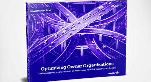 Optimizing Owner Organizations: Public Infrastructure Owners