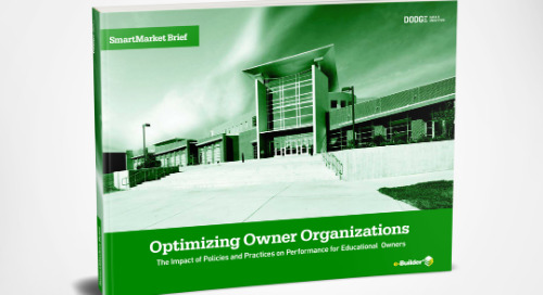 Optimizing Owner Organizations for Educational Owners