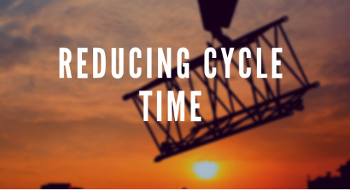 #2 Process Cycle Time Reduction --6 ROI Indicators of Owner-Centric (PMIS)