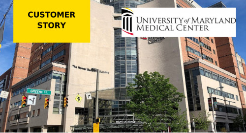 University of Maryland Medical Center Utilizes Technology to Streamline Processes