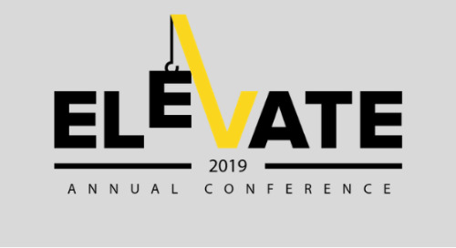 Elevate 2019 Annual Conference - September 23-26, 2019