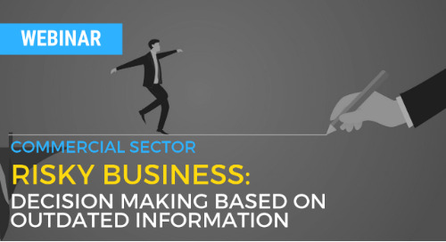 Risky Business: Decision Making based on Outdated Information - Commercial