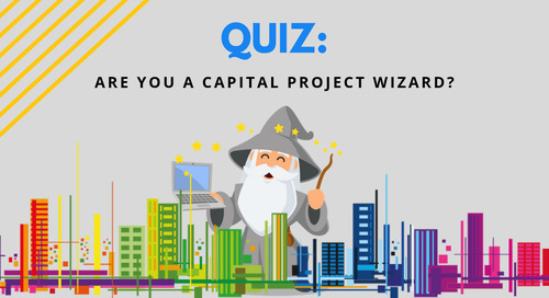 What's Your Capital Project IQ?