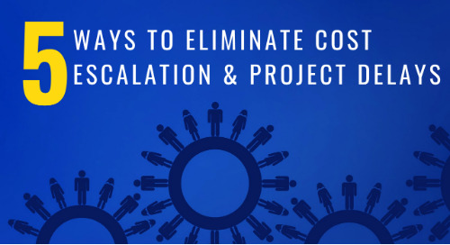 5 Ways Resource Management will Eliminate Cost Escalations