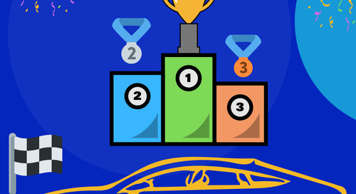 Are you winning the project management race?