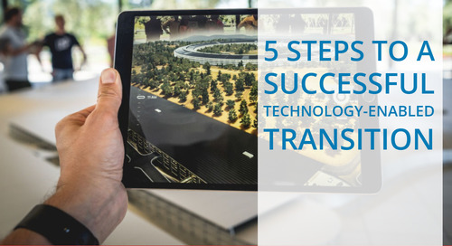 5 Steps to a Successful Technology-Enabled Transition