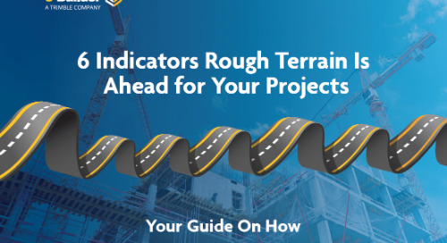 6 Indicators Rough Terrain Is  Ahead for Your Projects