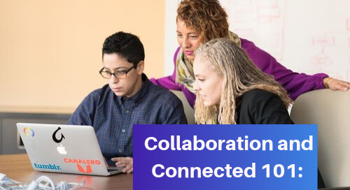 [Webinar] Collaboration and Connected 101: Improving Capital Programs with Technology - Oct 17, 2019 | 2:00 PM EDT